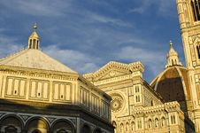 Free Colors Of Piazza Duomo In Florence Royalty Free Stock Photo - 18924445