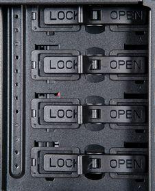 Free Lock Open Stock Photo - 18924450