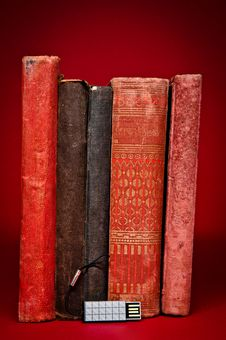 Free Old Books Royalty Free Stock Images - 18924489