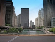 Free View Of Chicago Stock Images - 18925084