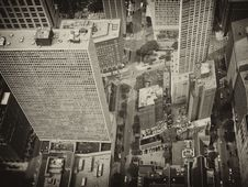 Free View Of Chicago Royalty Free Stock Image - 18925096