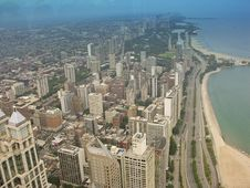 Free View Of Chicago Stock Photo - 18925100