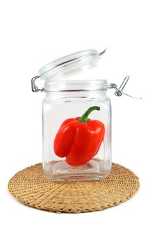 Free Red Pepper Stock Photo - 18925200