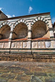 Free Santa Maria Novella In Florence, Italy Royalty Free Stock Images - 18925319
