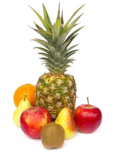 Free Fresh Fruits Royalty Free Stock Photography - 18925967