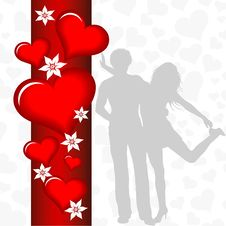 Background Valentine S Day Royalty Free Stock Image