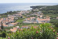 Free Small Village Azores Royalty Free Stock Image - 18926636