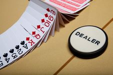 Free Poker Cards Stock Photo - 18926720