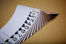 Free Poker Cards Royalty Free Stock Photos - 18926738