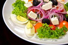 Free Salad Stock Image - 18926831