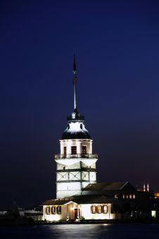 Free Maiden Tower Stock Photo - 18927120