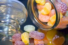 Free Candy Pot Right Stock Image - 18927211