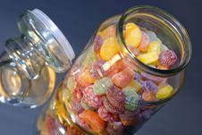 Free Candy Pot Stock Image - 18927221