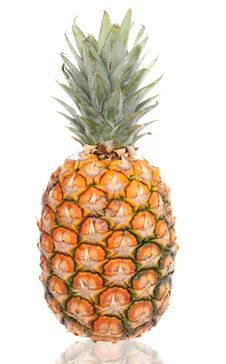 Free Pineapple Stock Photography - 18927612