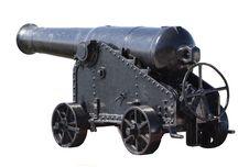 Free Old Black Gun Royalty Free Stock Image - 18928366