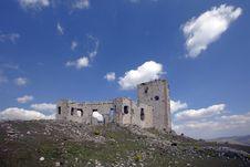 Free Abandonned Castle Stock Photo - 18928410