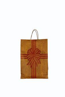 Free Brown Paper Bag Royalty Free Stock Images - 18929829