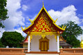Free Thai Style Church Stock Images - 18936714