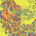 Free Seamless Floral Pattern. Royalty Free Stock Photography - 18938837