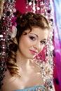 Free Beautiful Girl In A Nightclub Stock Photo - 18939910