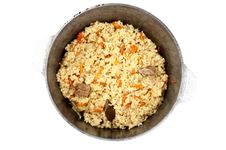 Free Pilaf In A Cauldron Stock Photography - 18930182