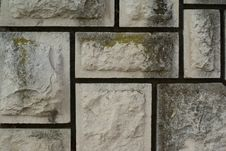 Free Horisontal Stone Wall Royalty Free Stock Photos - 18930418
