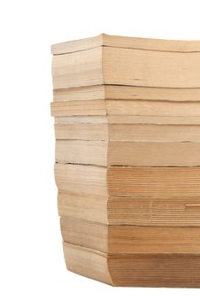 Free Isolated Paper Stack Stock Photo - 18931460