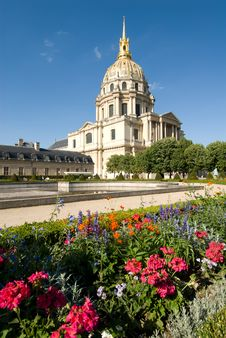 Free Napoleon S Tomb At Les Invalides Stock Images - 18932434