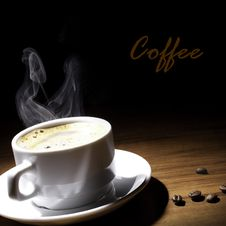 Free Coffee Stock Photography - 18932452