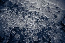 Free Ice Crystals Stock Photography - 18934342
