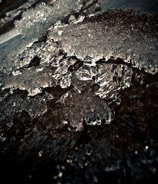 Free Melting Ice Royalty Free Stock Images - 18934369
