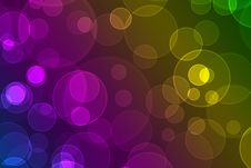 Free Multicoloured Circles Stock Photos - 18934623
