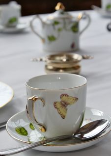 Free Tea Time Stock Photos - 18935563