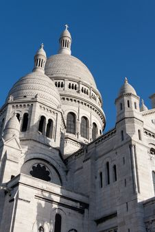 Free Sacre Coeur, Montmartre. Paris. Royalty Free Stock Images - 18936069