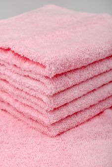 Free Towel Royalty Free Stock Photo - 18936575