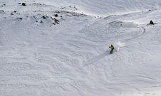 Ski Tour Stock Images