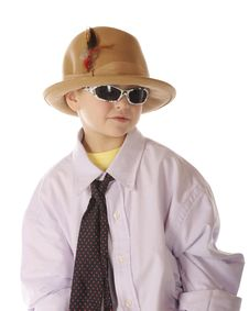 Free Boy Dressing Up Stock Photos - 18937413