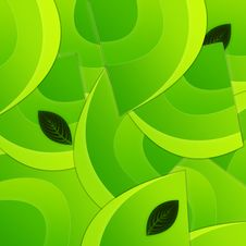 Free Green Eco Style Background Stock Photo - 18937980
