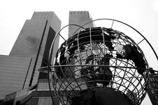Architecture Of New York Stock Photo