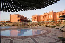 Free Hotel Hauza, Egypt Royalty Free Stock Photo - 18939815