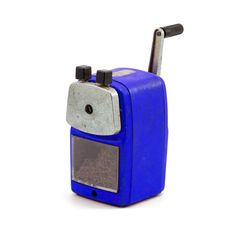 Free Mechanical Sharpener Of Pencil Royalty Free Stock Photography - 18940697
