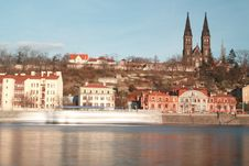 Free Vysehrad Cathedral Royalty Free Stock Images - 18941369