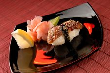 Free Sushi Royalty Free Stock Photography - 18942327