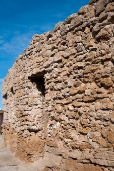 Free Wall Roman Amphitheater Stock Photo - 18942790