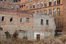 Free Ruins Royalty Free Stock Image - 18943616