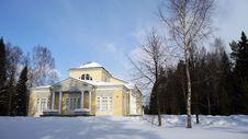 Free Pavillon Des Roses Pavlovsk, Saint Petersburg Stock Photography - 18943752