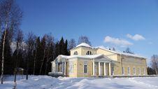 Free Pavillon Des Roses Pavlovsk, Saint Petersburg Stock Photos - 18943833