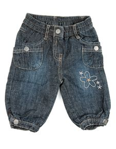 Free Children S Pants Jeans Stock Photos - 18944353