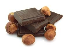 Free Chocolate With Nuts Royalty Free Stock Image - 18944826