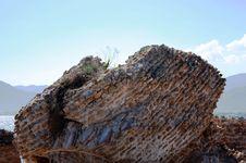 Free Stone In Ancient Town Nora, Sardinia Stock Photos - 18944933